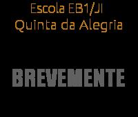 Portal da Escola EB1/JI Quinta da Alegria