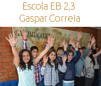 Portal da Escola EB 2,3 Gaspar Correia