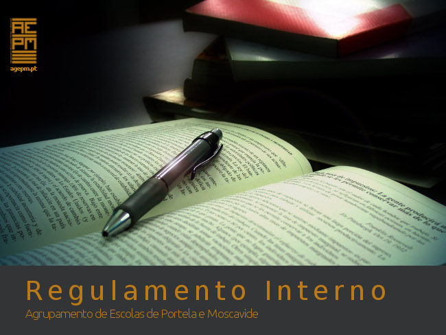 Regulamento Interno 2015/2019